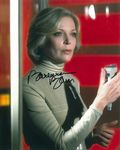 Barbara Bain (Space 1999) - Genuine Signed Autograph 10x8  11252
